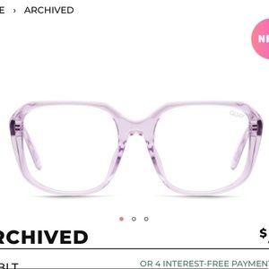 Quay Archived Blue Light Glasses